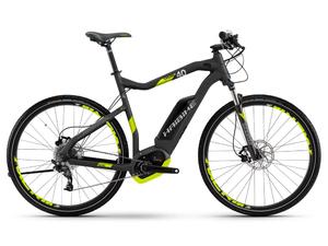 Электровелосипед Haibike XDURO Cross 4.0 - Фото 0