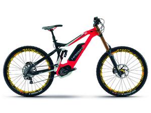 Электровелосипед Haibike XDURO Dwnhll 9.0 - Фото 0