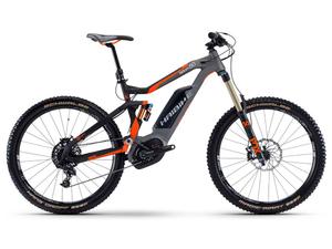 Электровелосипед Haibike XDURO Nduro 8.0 - Фото 0