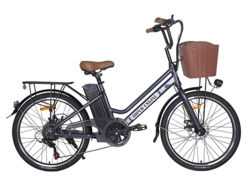 Электровелосипед HIPER Engine B67 (2021)