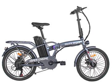 Электровелосипед HIPER Engine BF200 (2021)
