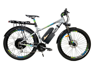 Электровелосипед Horza Stels Adrenalin D-1000 Travel