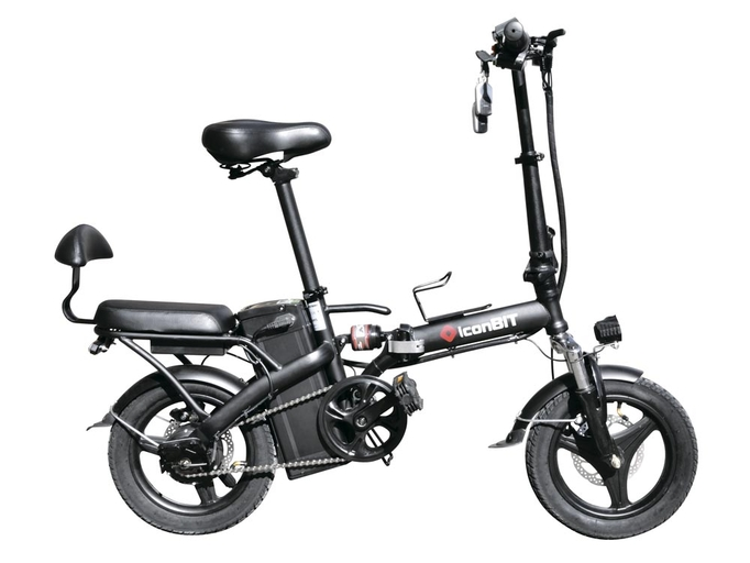 Электровелосипед iconBIT E-BIKE K202