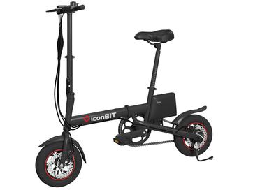 Электровелосипед iconBIT E-Bike K7 - Фото 0