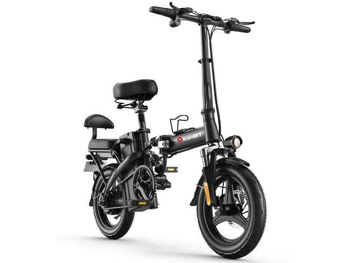 Электровелосипед iconBIT K-203