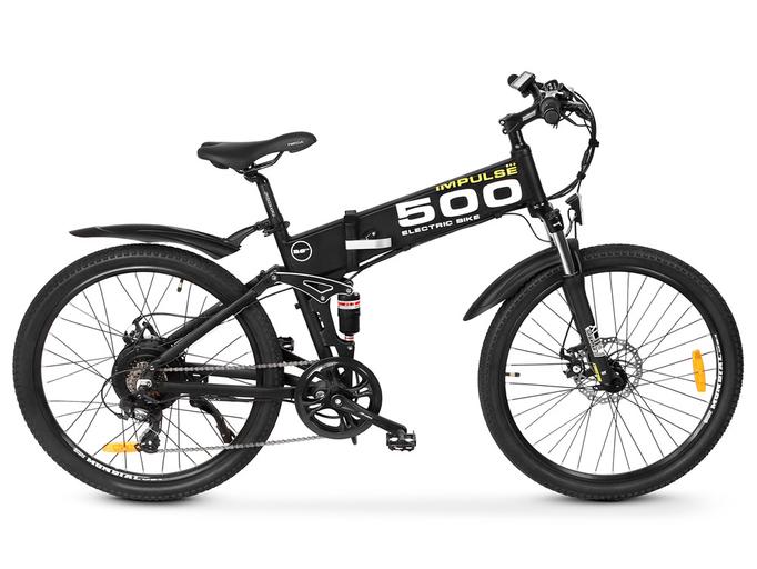 Электровелосипед Impulse 500w