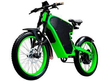Электровелосипед Киборг V12 12000W - Фото 0