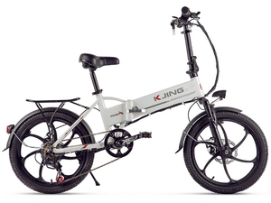 Электровелосипед Kjing GT - Фото 0