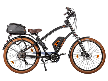 Электровелосипед Leisger CD5 Cruiser Lux I