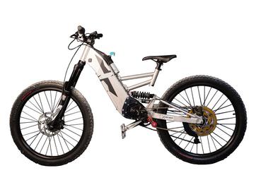 Электровелосипед LMX Freeride 81 - Фото 0