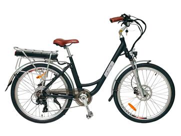 Электровелосипед Медведь City