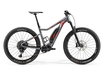 "Электровелосипед Merida eBig.Trail MetalRIDA 27.5""+ 2019"