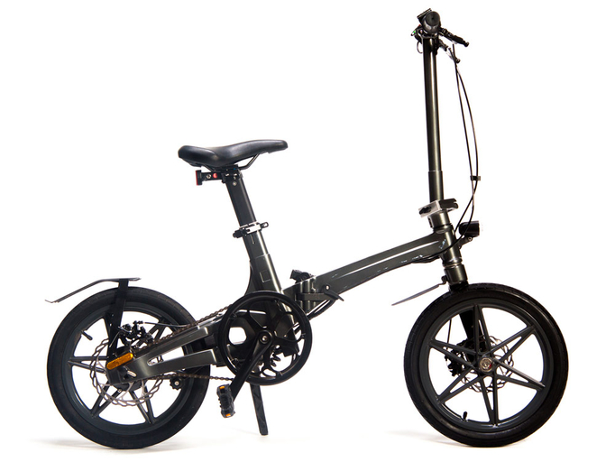Электровелосипед складной NANO 250