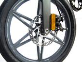 Электровелосипед складной NANO 250 - Фото 4