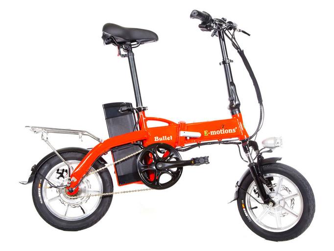 Электровелосипед Oxyvolt Bullet 350W 48V