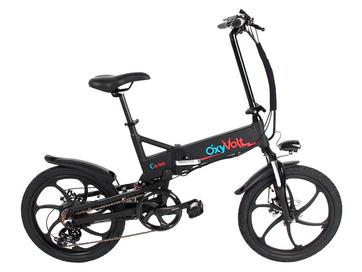 Электровелосипед Oxyvolt City Style - Фото 0