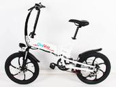 Электровелосипед Oxyvolt City Style - Фото 2