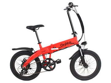 Электровелосипед Oxyvolt E-joy - Фото 0