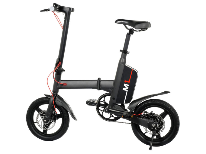 Электровелосипед OxyVolt Formidable M1 350W, 7,8Ah