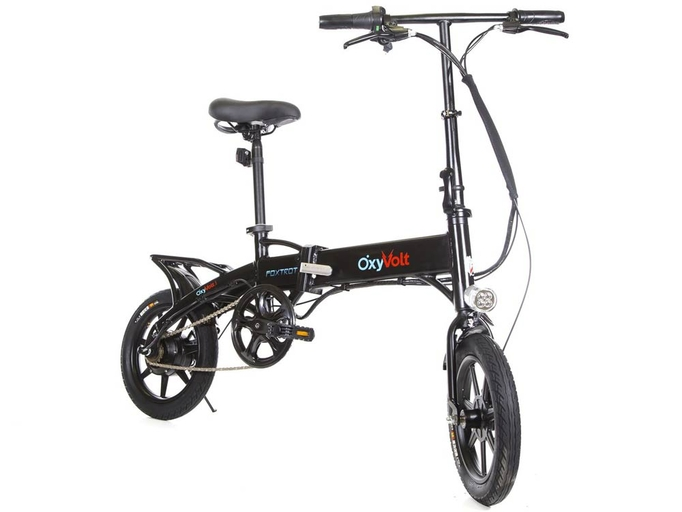 Электровелосипед OxyVolt Foxtrot