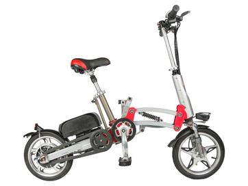 Электровелосипед Oxyvolt I-fold - Фото 0
