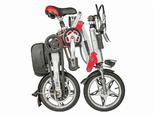 Электровелосипед Oxyvolt I-fold - Фото 1