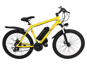 Электровелосипед Oxyvolt I-ride - Фото 0