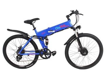Электровелосипед Oxyvolt X Fold Double 2 - Фото 0