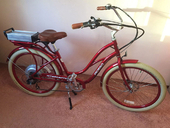 Электровелосипед Pedego Interceptor Step-THRU - Фото 17