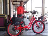 Электровелосипед Pedego Interceptor Step-THRU - Фото 19