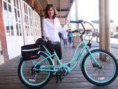Электровелосипед Pedego Interceptor Step-THRU - Фото 20