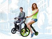 Электровелосипед Qbike Mini Q - Фото 6