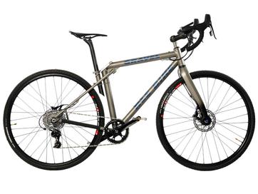 Электровелосипед RLE Gravel