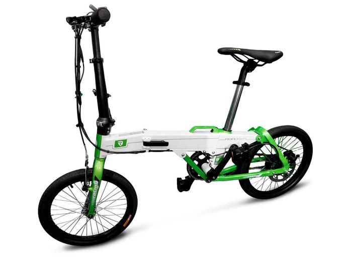 Электровелосипед Roadsan Mini Racing