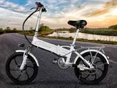 Электровелосипед SLONY (Leikerandi) 48V/10Ah - Фото 2
