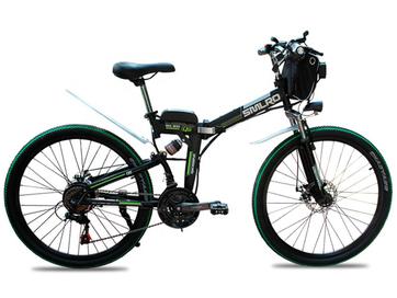 Электровелосипед SMLRO MX300 - Фото 0