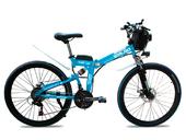 Электровелосипед SMLRO MX300 - Фото 3