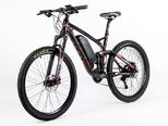 "Электровелосипед Twitter AM26-E1 17"" - Фото 4"