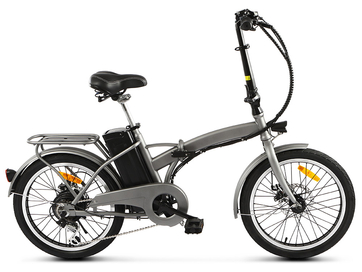 Электровелосипед Unimoto ONE+ - Фото 0