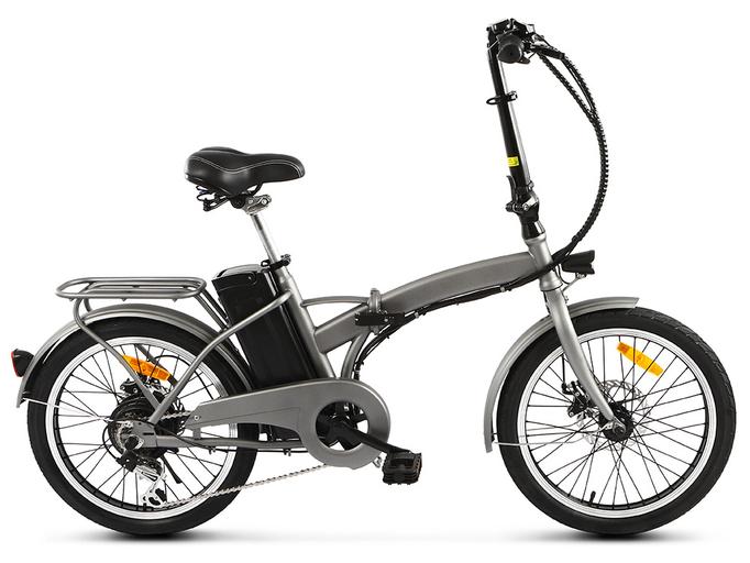 Электровелосипед Unimoto ONE+