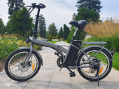 Электровелосипед Unimoto ONE+ - Фото 10