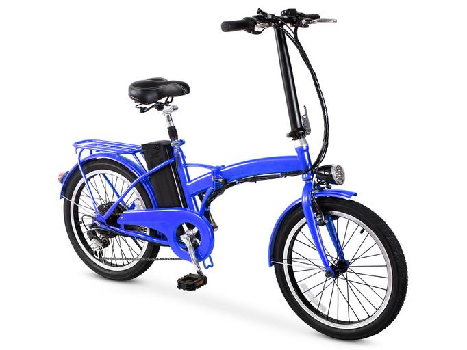 Электровелосипед Unimoto ONE