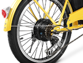 Электровелосипед Unimoto ONE - Фото 4