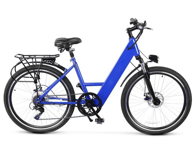 Электровелосипед Unimoto SMART