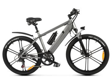 Электровелосипед Unimoto TREK - Фото 0