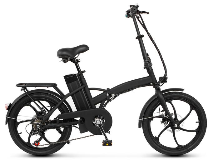 Электровелосипед Unimoto ZERO