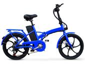 Электровелосипед Unimoto ZERO - Фото 8