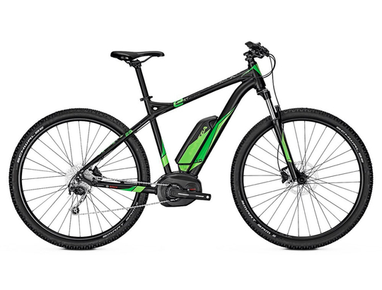 Электровелосипед Univega Summit E 1.0 2018