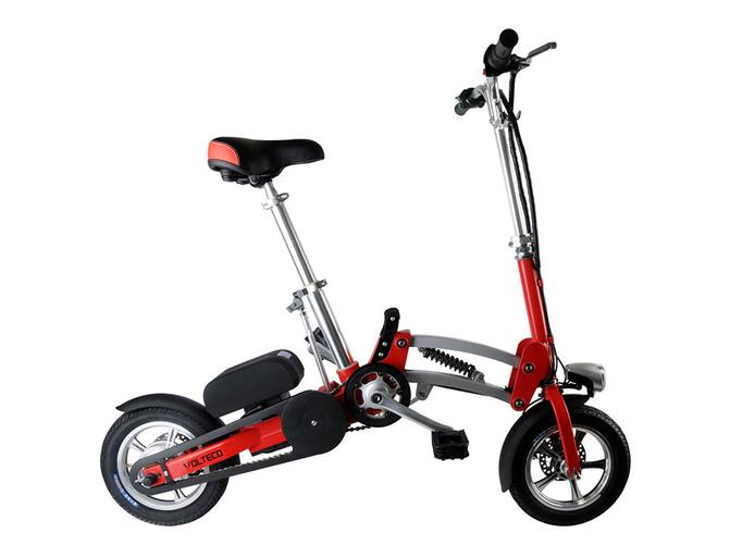 Электровелосипед Volteco Shrinker v2 350W
