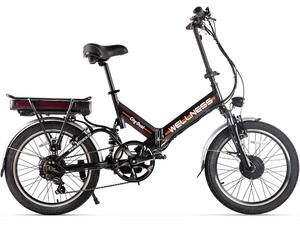 Электровелосипед Wellness CITY DUAL 700w - Фото 0